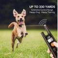 100% Waterproof Dog Training Collar