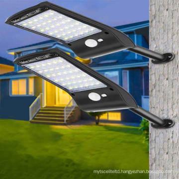 High Density Best Choose garden solar motion sensor light
