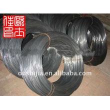 Alambre de acero recocido negro y alambre de hierro recocido negro