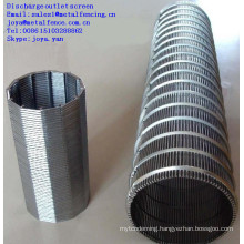 Stainless steel Johnson type well filter pipe