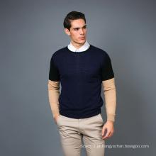 Men's Fashion Cashmere Blend Sweater 17brpv094