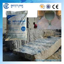 Hidróxido de cálcio de alta gama Splitstar para granito