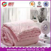 100%cotton satin stripe fabric for bed 100% cotton 60s*40s 173*120 280cm width bleached white satin stripe white bedding fabrics