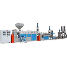 Water ring recycling line