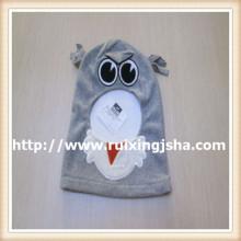 Kinder polar Fleece Hals-wärmer-Mütze