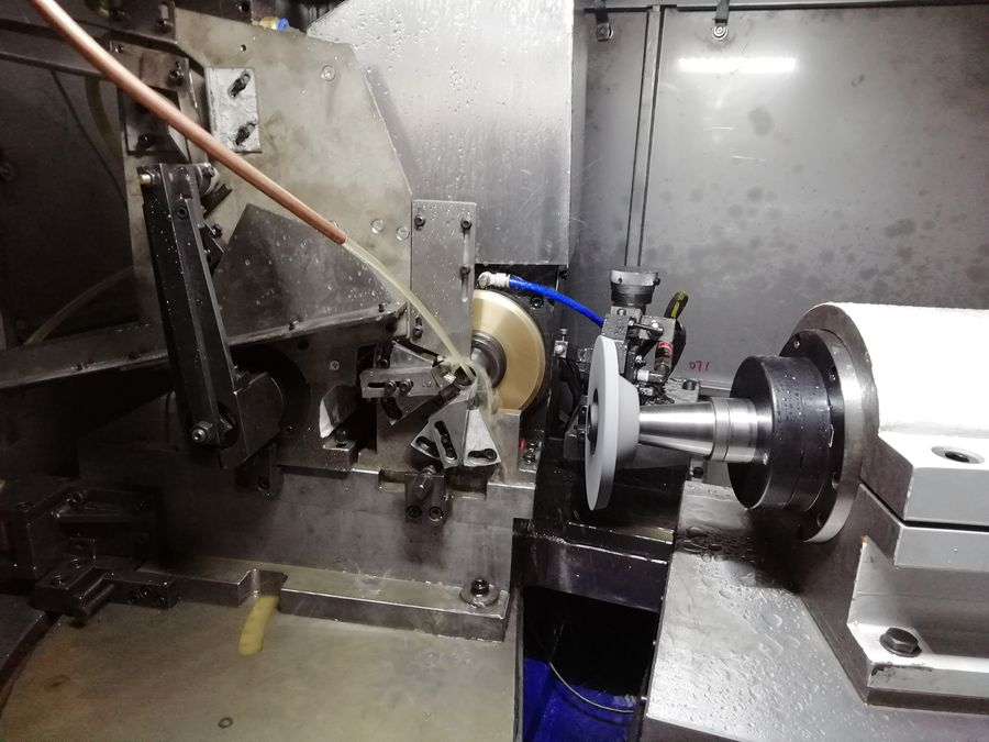 bearing groove grinding Machine