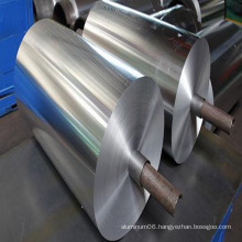 Aluminium foil for food usage
