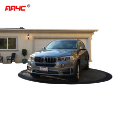 AA4C 0-360 degree rotary car turntable residential rotary platform  electric motor car turntable for sale