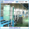 Новая электростатическая линия для окраски распылением и машина для нанесения порошкового покрытия (предварительная обработка)
