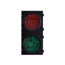200mm LED Traffic Light 1 Red + 1 Countdown+1 Green