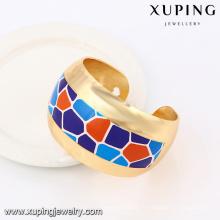 51471 Xuping Summery Indian Style Bijoux en or Bracelet coloré à vendre