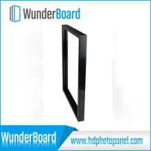 Sublimation Aluminum Sheets PS Photo Frame for Wunderboard