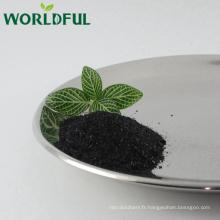 Augmenter le pouvoir tampon du fulvate de potassium pour les engrais végétaux