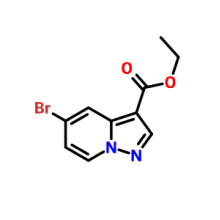 Cas885276-93-7 Ethyl 5-bromopyrazolo[1,5-a]pyridine-3-carboxylate