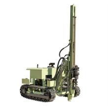 Máquina portátil de plataforma de perforación de minas pequeñas