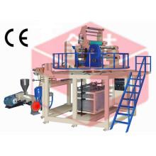 Machine de soufflage de film rétractable à chaud PVC / Machine de soufflage de film en PVC