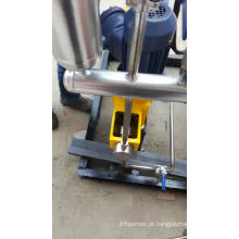 Bomba dosadora de pistão Bomba dosadora de diafragma mecânica
