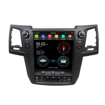 Tesla Android 9 Navigation per Fortuner 2004-2015