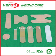 Auxiliar de fita adesiva médica para tratamento de feridas
