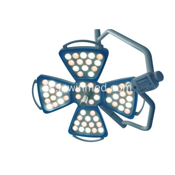 Tipo de flor led shadowless lamp