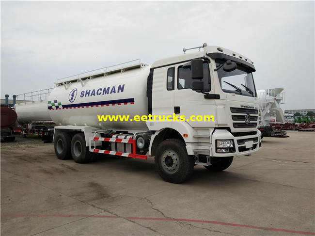 28 CBM Dry Powder Tank Trucks