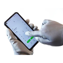 Conductive Copper Wire PU Coated Touch Screen Gloves
