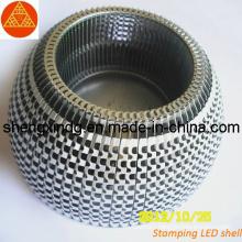 Stamping Aluminium LED Lighting Cup Radiator Shell (SX030)