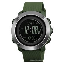 SKMEI 1418 Men's Multifunction Sport Digital Watch Altimeter Compass Waterproof Wristwatches