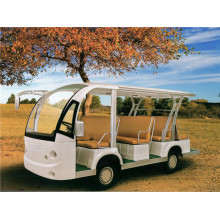 8 seates electric or gas shuttle bus