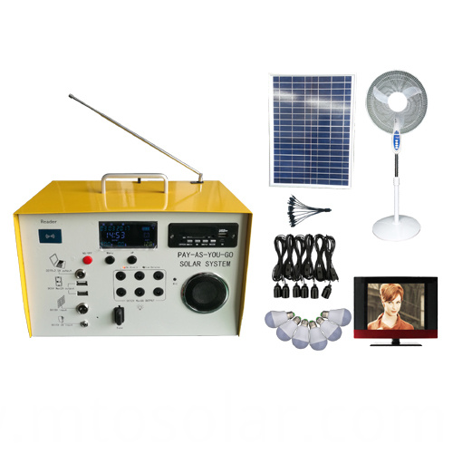 PAYG solar home systems