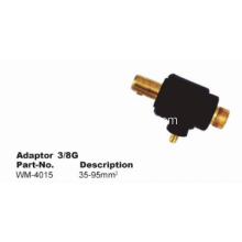 Cable Jointer Plug and Receptacle Adaptor 3/8G  35-95mm²