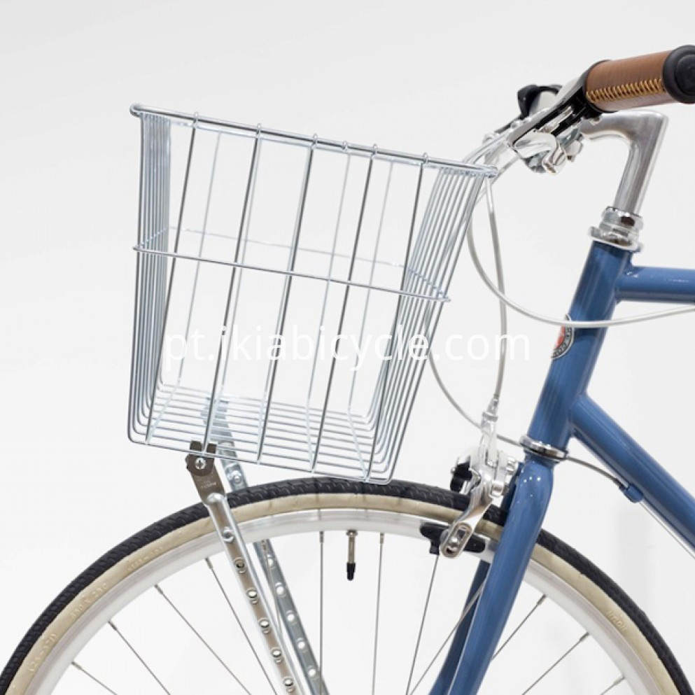 front grocery bike basket