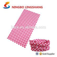 Hot Sale Polyester Neck Tube Warmer Head scarf Scarves Cycling/Sport Bandana