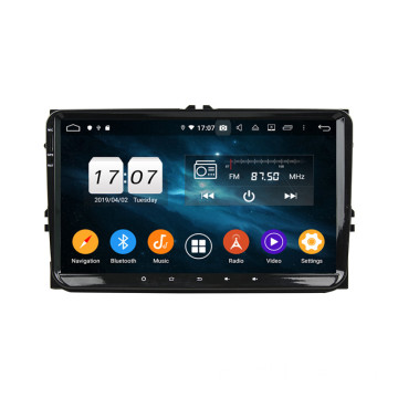 Klyde Android Bilstereo for VW universal مع DSP