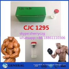 Polipéptido en polvo Hormona de crecimiento humano estimula Cjc 1295
