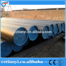 ASTM A53 A 106 carbon Cold drawn hot rolled seamless steel pipe
