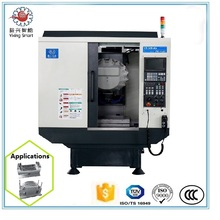 Vmc540 Vertical Machine Center Lathe Drilling and Tapping High-Speed/High Performance/High-Precision CNC Machining Center