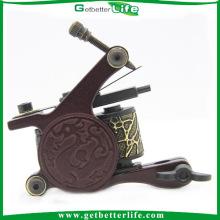 Qualidade Superior Getbetterlife Frames da máquina do tatuagem de 10coils liga de alumínio de fundição para venda