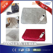 O mais vendido Luxo Fleece destacável Rapid aquecimento Throw Blanket