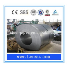 Vorgefertigte GI Stahlspule / PPGI / PPGL Farbbeschichtetes verzinktes Stahlblech in Spule