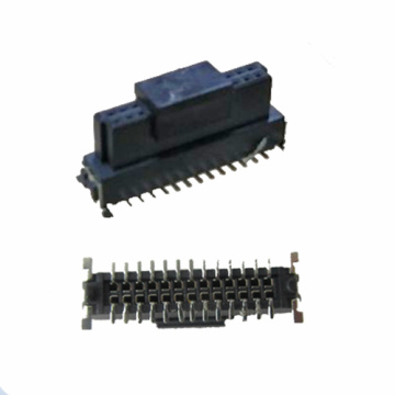 1,27 SMC Female Connector Verticaal SMT-type