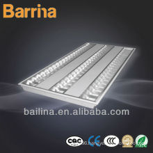 3*28W Surface mounted Fluorescent Grille Lamp