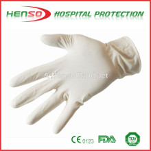HENSO Pre-Powdered Sterile Latex Surgical Gloves