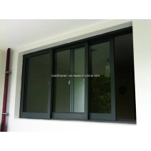 Triple Track Sections Aluminium Sliding Windows Prices