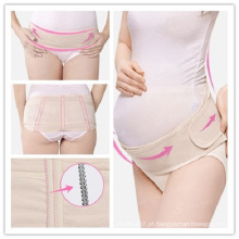 Cinturão pós-parto da faixa da barriga