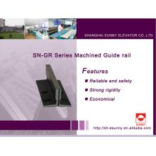 Trilho de guia para elevador (SN-GR)