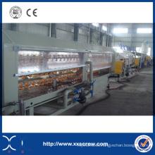 Línea de producción de tubos de HDPE de alta eficiencia de Xinxing