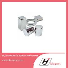 China NdFeB Magnet Manufacturer Free Sample N50 Neodymium Permanent Magnet