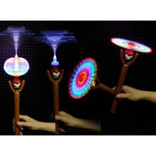 2017 Newst Design OEM Leuchten Spinning Spielzeug
