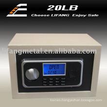 20LB LCD screen mini safe box